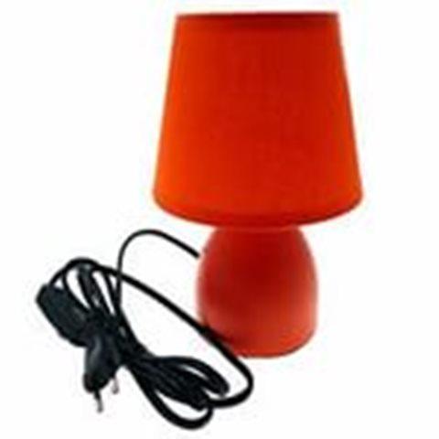 Светильник настольный оранжевый